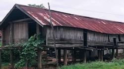 """Nhà dài - """"văn hóa ở"""" của người Jrai"""