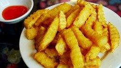 Hà Nội: Không có chất gây ung thư trong khoai tây rán