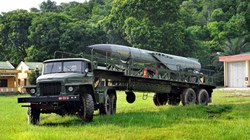 Tên lửa phòng thủ bờ biển tầm bắn 500km của Việt Nam