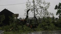 Quảng Ninh: Bão Thần Sấm làm hư hỏng hàng trăm ngôi nhà