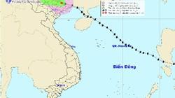 Bão số 2 suy yếu thành áp thấp nhiệt đới, đề phòng mưa lớn, lũ quét