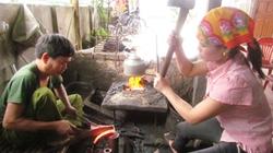 Làng rèn nông cụ ở Hà Tĩnh đạt doanh thu hơn... 100 tỷ đồng/năm