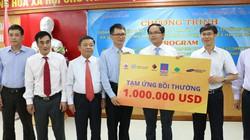 Formosa Hà Tĩnh được hỗ trợ, bồi thường hơn 50 tỷ đồng
