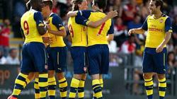 Arsenal nhọc nhằn hạ đội vô danh