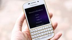 BlackBerry bán Q10 Gold bản đặc biệt ở Việt Nam