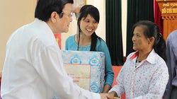 Chủ tịch nước thăm và làm việc tại huyện đảo Bạch Long Vĩ