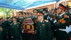 Lễ tiễn biệt chiến sĩ thứ 19 trong vụ tai nạn trực thăng về đất mẹ