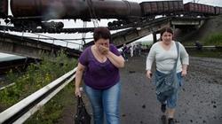 Ukraine tổng động viên một phần: Nặng trĩu nỗi lòng cha mẹ