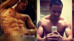 """Ảnh nude táo bạo của Cao Thái Sơn bị cư dân mạng chê """"bệnh hoạn"""""""
