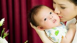 Tiết lộ hình ảnh đầu tiên con trai thứ 2 của Đan Lê