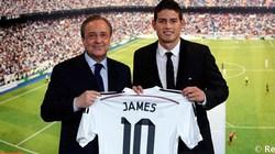 Sốc với hàng công 400 triệu USD của Real Madrid