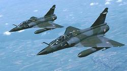 Pháp triển khai 2 chiến đấu cơ lên đường tìm máy bay Algeria