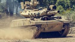 Mổ xẻ mẫu xe tăng M551 Mỹ thất bại ở Việt Nam