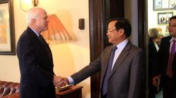 Bí thư Thành ủy Hà Nội Phạm Quang Nghị thăm và làm việc tại Mỹ