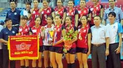 Thông tin Lienvietpostbank bảo vệ thành công ngôi vô địch bóng chuyền nữ QG