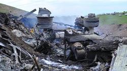 Tìm thấy máy bay Algeria cháy thành tro ở Mali