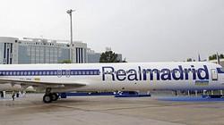 Máy bay Algeria gặp nạn từng chở CLB Real Madrid trong 2 năm
