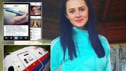 """Cô gái bị """"ném đá"""" vì khoe ảnh trang điểm bằng đồ lấy từ MH17"""