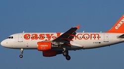 Máy bay của Anh chở 165 hành khách bị sét đánh trúng