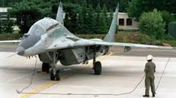 Chiến đấu cơ MiG-29 rơi tại Nga