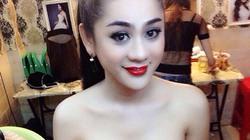 Lâm Chi Khanh diện váy trễ nải, khoe gần trọn vẹn vòng một