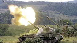 Mỹ tung ảnh bằng chứng Nga nã pháo sang Ukraine