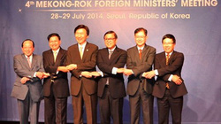 Hội nghị Bộ trưởng Mekong-Hàn Quốc lần thứ 4