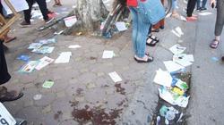 Cà Mau: Hai mẹ con tung hàng nghìn tờ rơi bêu xấu nữ chủ tịch xã