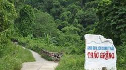 Khám phá thác G'răng ở Nam Giang