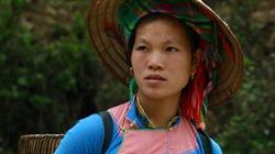 Lễ gọi vía cho phụ nữ mang thai của dân tộc Giáy, Lào Cai