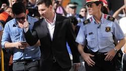 Messi tiếp tục bị điều tra vì tội trốn thuế