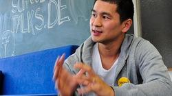 Chàng trai người Đức, gốc Việt làm giàu từ ngôi nhà tý hon 1 mét khối
