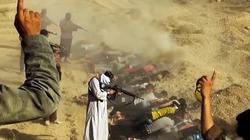 Sốc: Nhà nước Hồi giáo khoe hành quyết tù nhân dã man như thời trung cổ
