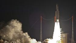 Cơ quan Vũ trụ châu Âu phóng tàu vận tải khổng lồ lên ISS