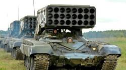 """Nga bí mật cung cấp """"rồng lửa"""" TOS-1A cho Iraq"""
