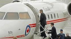 """Ám ảnh MH17, Canada cài chống tên lửa """"hàng khủng"""" cho chuyên cơ VIP"""