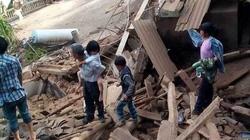 Động đất rung chuyển miền nam Trung Quốc, 150 người chết
