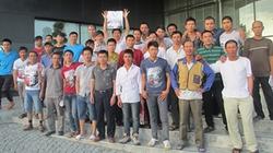 Hơn 1.000 lao động Việt Nam  chuẩn bị rời Libya