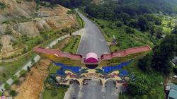 Công viên nghĩa trang lớn nhất Đông Nam Á ở Hòa Bình