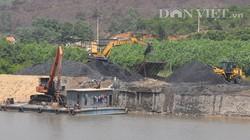 Hàng nghìn tấn than lậu ở Quảng Ninh bị bắt