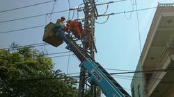 EVN Hà Nội: Tăng cường xử lý vi phạm hành lang lưới điện