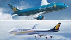 Vietnam Airlines và Jet Airways ký kết hợp đồng hợp tác liên danh