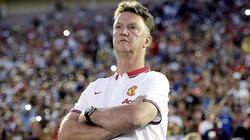 """M.U vô địch International Champions Cup: Van Gaal đúng là """"Người được chọn"""""""