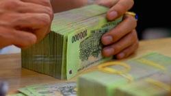 Tổng thu ngân sách tăng 14,4%