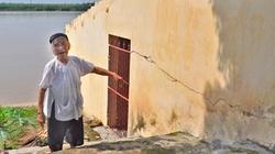 Hải Dương: Hơn 300 hộ dân sống bên miệng Hà Bá