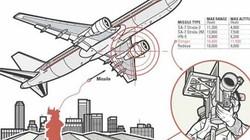 """""""Cuộc chiến"""" khốc liệt giữa máy bay dân sự và bọn khủng bố với tên lửa vác vai"""