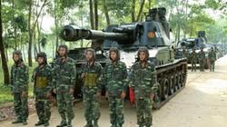 """Uy lực """"đóa hoa thép"""" 2S3 của pháo binh Việt Nam"""