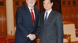 Thủ tướng: Hợp tác Việt Nam-Hoa Kỳ phát triển vượt bậc