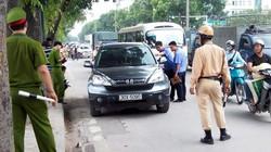 Vụ tài xế bị đâm chết ngay trong ô tô: Một đối tượng ra đầu thú