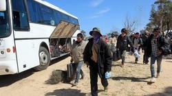 """Lao động Việt Nam còn lại tại """"điểm nóng"""" Libya đang về nước"""